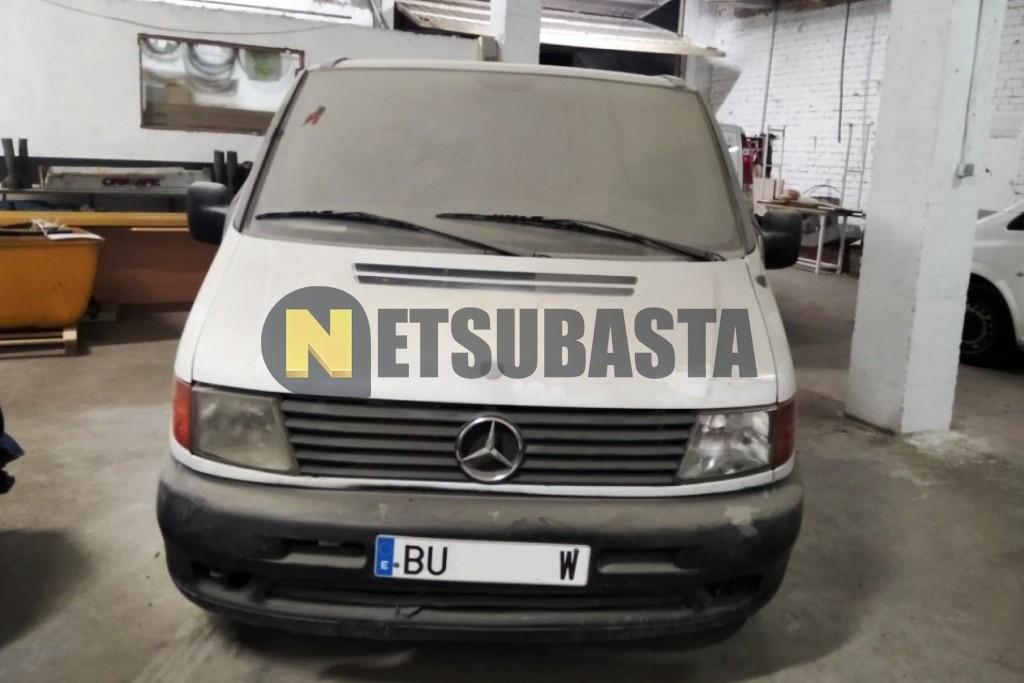 Subasta de Mercedes-Benz Vito 108CDI 1997