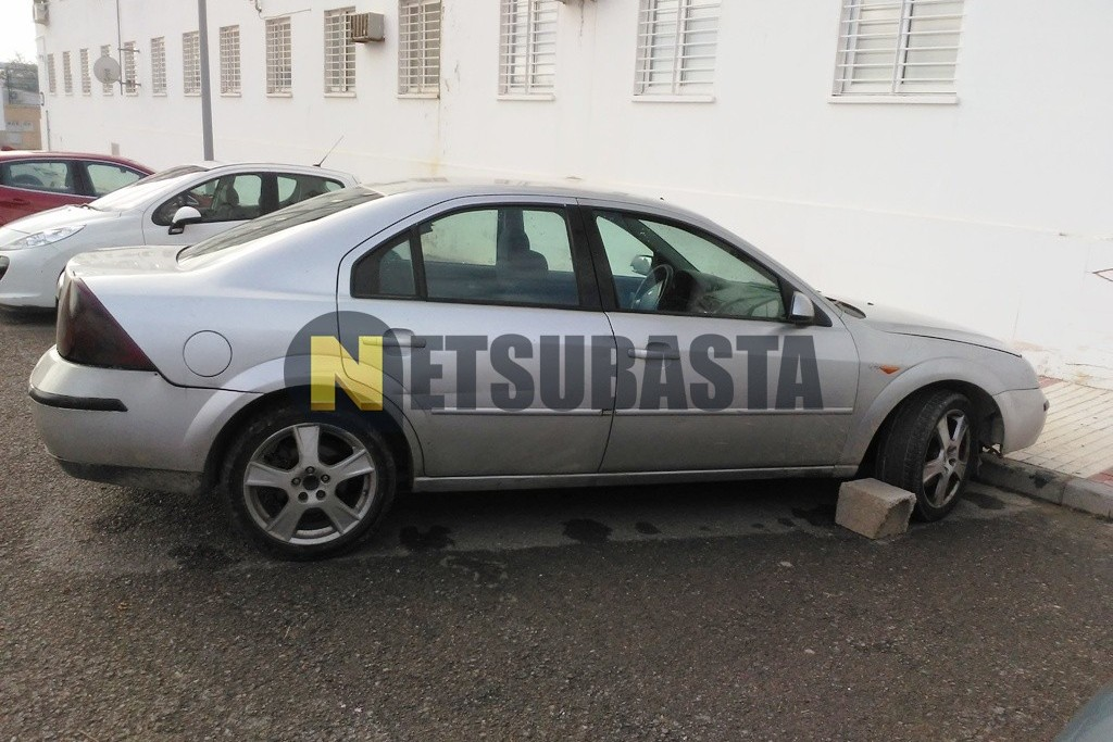 Ford Mondeo 2.0TDCi 2002