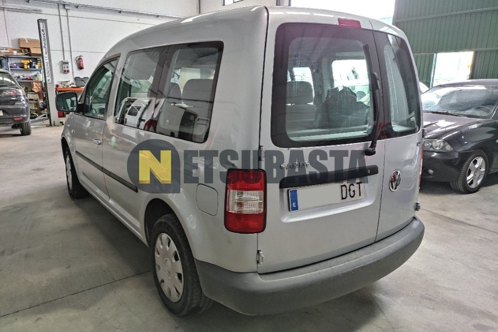 Volkswagen Caddy 1.9TDI 2005