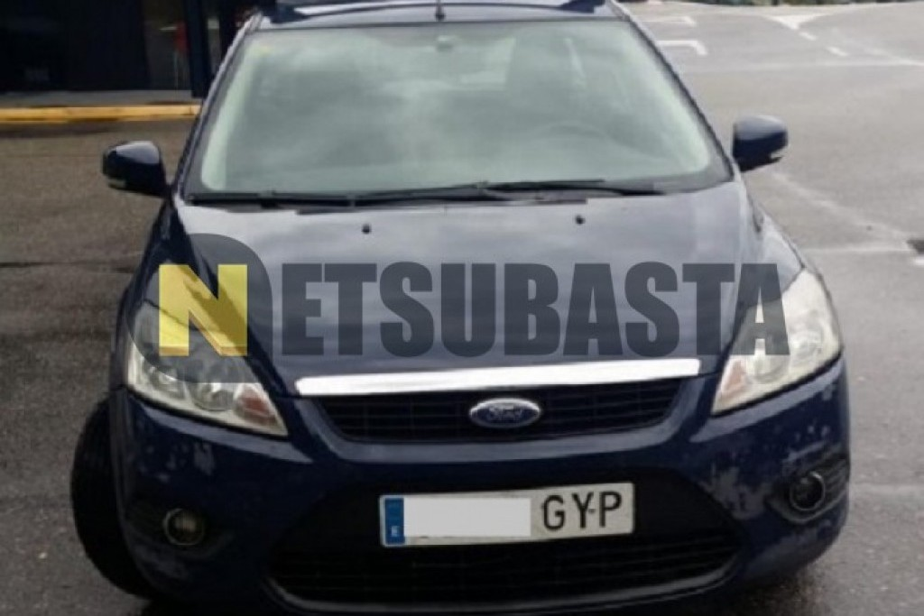 Ford Focus 1.6TDCi Sportbreak 2010