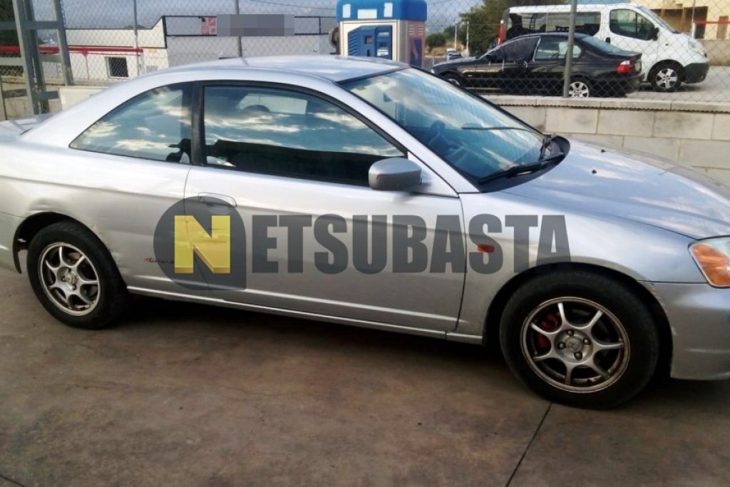 Honda Civic Coupe 1.7i ES VTEC 2001