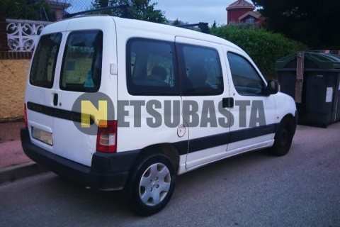 Citroën Berlingo 1.9 D 2007