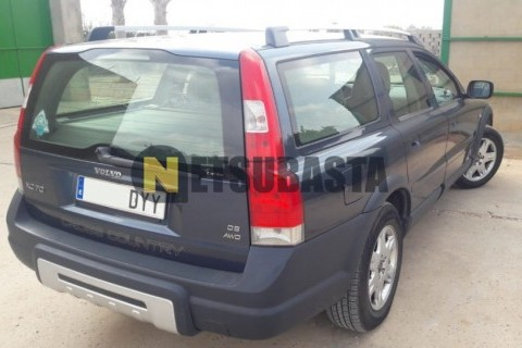 Volvo XC70 Croos Country D5 AWD 2006
