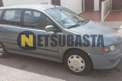 Mitsubishi Space Star 1.9 DI-D 2004