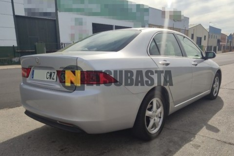 Honda Accord 2.2 i-CTDi 2004