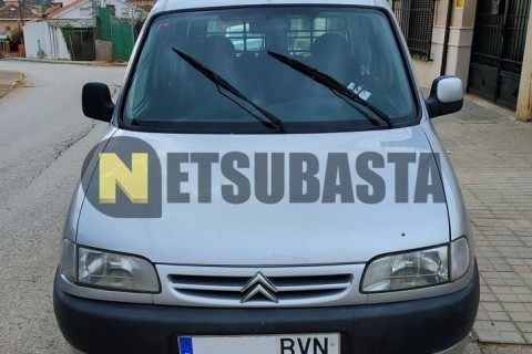 Citroën Berlingo 1.9 D Combi 2002