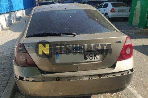 Ford Mondeo 2.0 TDCi 2004
