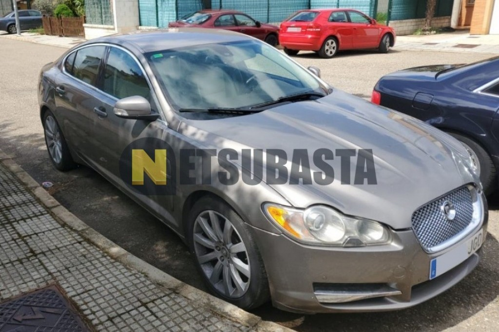 Jaguar XF 2.7 D Luxury 2008
