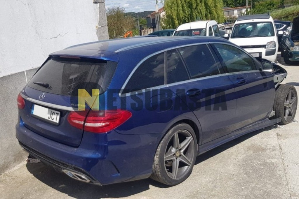 Mercedes-Benz C 220 CDI Estate BlueTec 2015
